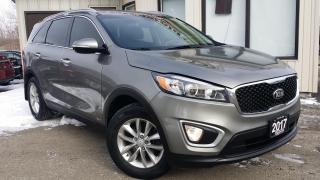Used 2017 Kia Sorento LX AWD - ALLOYS! BLUETOOTH! HEATED SEATS! PARK SENSORS! for sale in Kitchener, ON