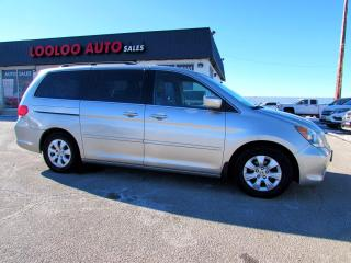 Used 2008 Honda Odyssey EX DVD/TV NAVIGATION PWR SILDING DOOR CERTIFIED for sale in Milton, ON