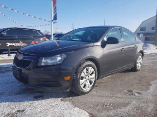 Used 2014 Chevrolet Cruze 1LS for sale in Dunnville, ON