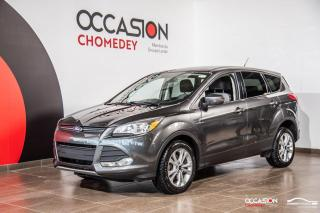 Used 2016 Ford Escape SE+MAGS+CAMERA DE RECUL+SIEGES CHAUFFANTS for sale in Laval, QC