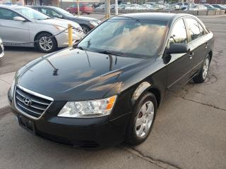 Used 2009 Hyundai Sonata GL SPORT *4 CYLINDER/GOOD CONDITION/DRIVES EXCELLENT* for sale in Hamilton, ON