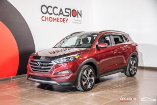 Used 2016 Hyundai Tucson LIMITED 1.6 AWD+TOIT PANO+NAVI+CUIR+CHAUFFANTS for sale in Laval, QC