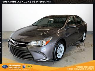 Used 2016 Toyota Camry LE Berline** Caméra de recul ** for sale in Laval, QC