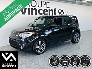 Used 2015 Kia Soul SX LUXURY ** GARANTIE 10 ANS ** Le Soul dans sa version tout équipé! for sale in Shawinigan, QC