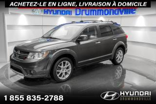 Used 2016 Dodge Journey R/T AWD + GARANTIE + CAMERA + CUIR + WOW for sale in Drummondville, QC