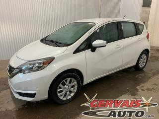 Used 2019 Nissan Versa Note SV MAGS CAMÉRA A/C BLUETOOTH for sale in Trois-Rivières, QC