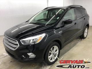 Used 2018 Ford Escape SE 4WD AWD MAGS CAMÉRA *Traction intégrale* for sale in Shawinigan, QC