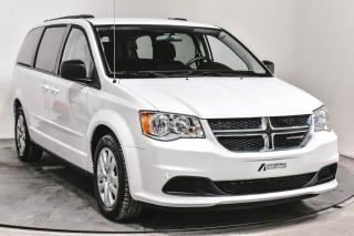 Used 2016 Dodge Grand Caravan SXT 7 PASSAGERS STOW N GO A/C for sale in St-Hubert, QC