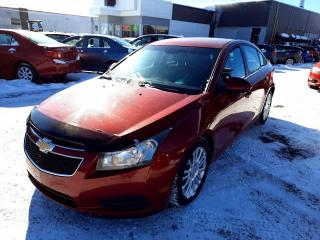 Used 2011 Chevrolet Cruze 4DR SDN ECO W-1SA for sale in Beauport, QC
