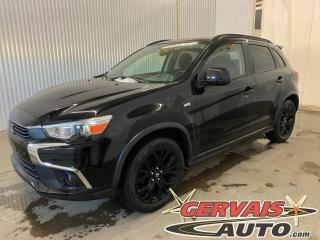 Used 2017 Mitsubishi RVR BLACK EDITION 2.4 AWC AWD Mags Caméra Bluetooth *Traction intégrale* for sale in Trois-Rivières, QC