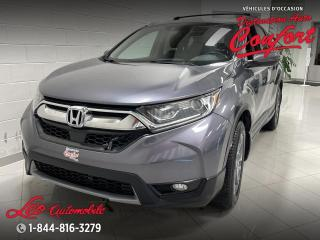Used 2017 Honda CR-V EX-L for sale in Chicoutimi, QC