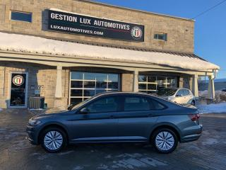 Used 2019 Volkswagen Jetta Comfortline avec boîte automatique for sale in St-Eustache, QC