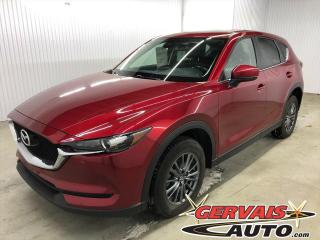 Used 2018 Mazda CX-5 GS Confort AWD Cuir/Suède Toit Ouvrant Caméra MAGS *Groupe Confort* for sale in Shawinigan, QC