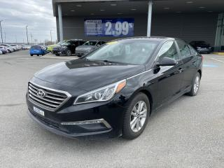 Used 2015 Hyundai Sonata 2.4L,Auto,GL,A/C,CRUISE,BLUETOOTH,CAMÉRA,BANCS CHA for sale in Mirabel, QC