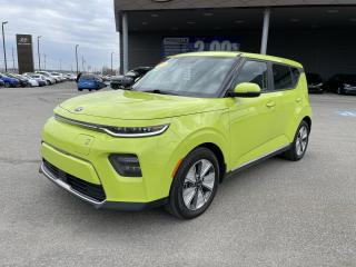 Used 2020 Kia Soul EV PREMIUM,ÉLECT,CAM,BANC/VOL CHAUFF,BLUET,CRUISE,+++ for sale in Mirabel, QC