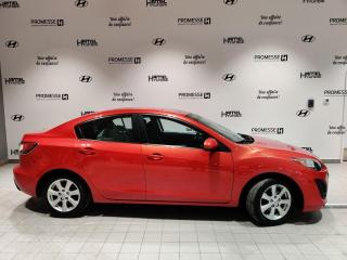 Used 2011 Mazda MAZDA3 GX AUTOMATIQUE **AIR CLIMATISÉ** for sale in St-Eustache, QC