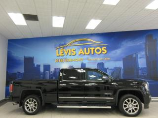 Used 2018 GMC Sierra 1500 DENALI CREW-CAB JAMAIS ACCIDENTE 63800KM for sale in Lévis, QC