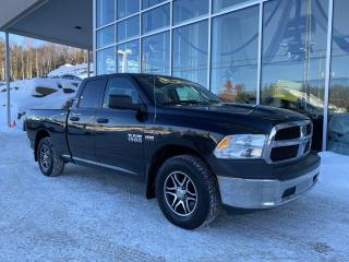 Used 2017 RAM 1500 SXT , QUAD CAB , BOITE 6''4' , 6 PASSAGE for sale in Ste-Agathe-des-Monts, QC