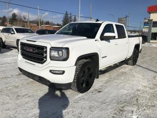 Used 2018 GMC Sierra 1500 SLE cabine double 4RM, 143,5 po for sale in Sherbrooke, QC