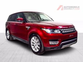 Used 2016 Land Rover Range Rover Sport HSE TD6 AWD CUIR TOIT GPS for sale in Île-Perrot, QC