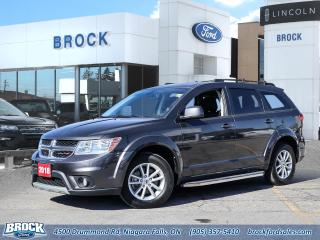 Used 2018 Dodge Journey SXT for sale in Niagara Falls, ON