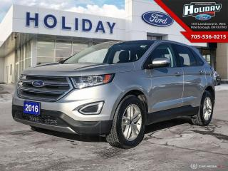 Used 2016 Ford Edge SEL for sale in Peterborough, ON