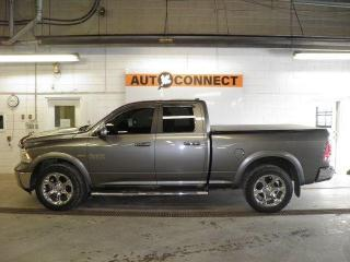 Used 2013 RAM 1500 Laramie  4X4 for sale in Peterborough, ON