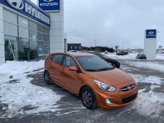 Used 2016 Hyundai Accent 5DR HB AUTO SE for sale in Matane, QC