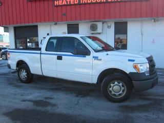 Used 2013 Ford F-150 XLT $13,995+HST+LIC FEE / CERTIFIED / CLEAN CARFAX / BACK RACK WITH WORK LIGHTS for sale in North York, ON