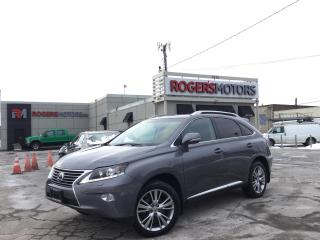 Used 2014 Lexus RX 350 AWD - NAVI - SUNROOF - REVERSE CAM for sale in Oakville, ON