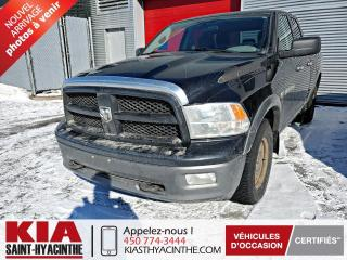 Used 2011 RAM 1500 ** EN ATTENTE D'APPROBATION ** for sale in St-Hyacinthe, QC