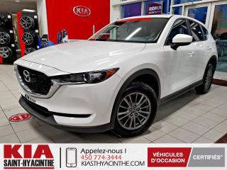Used 2017 Mazda CX-5 GT AWD ** TOIT OUVRANT / CUIR for sale in St-Hyacinthe, QC