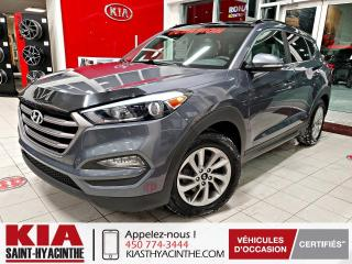 Used 2016 Hyundai Tucson LUXURY AWD ** NAVI / CUIR / TOIT for sale in St-Hyacinthe, QC