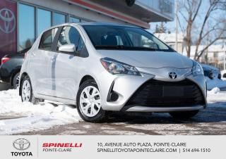 Used 2018 Toyota Yaris LE HB for sale in Pointe-Claire, QC