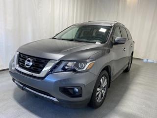 Used 2018 Nissan Pathfinder SV for sale in Regina, SK