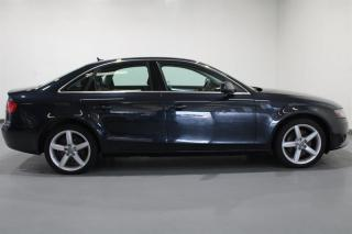 Used 2012 Audi A4 WE APPROVE ALL CREDIT for sale in Mississauga, ON