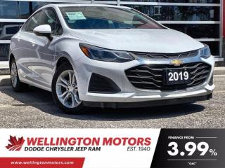 Used 2019 Chevrolet Cruze LT / Bluetooth / Back-Up Cam / Heated Seats !! for sale in Guelph, ON