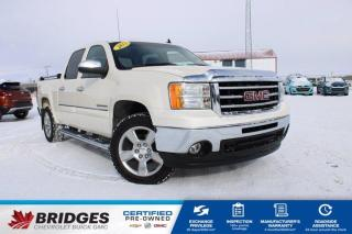 Used 2013 GMC Sierra 1500 SLT**Sunroof | Heated Seats | Tonneau Cover** for sale in North Battleford, SK