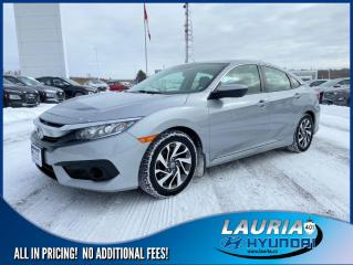 Used 2018 Honda Civic Sedan SE w/Honda Sensing for sale in Port Hope, ON
