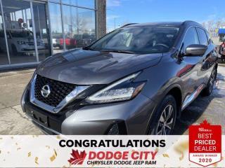 Used 2020 Nissan Murano SV for sale in Saskatoon, SK