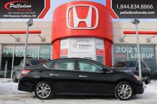 Used 2014 Nissan Sentra - CERTIFIED - BLUETOOTH CRUISE CONTROL XM RADIO READY - for sale in Sudbury, ON
