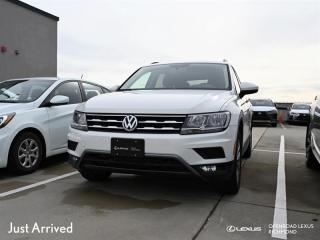 Used 2018 Volkswagen Tiguan Trendline 2.0 8sp at w/Tip 4M for sale in Richmond, BC