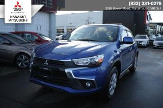 Used 2017 Mitsubishi RVR SE for sale in Nanaimo, BC