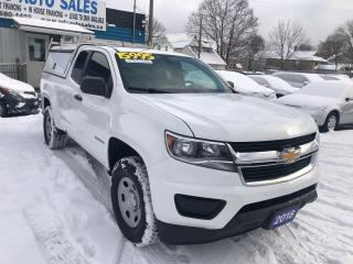 Used 2018 Chevrolet Colorado 2WD Work Truck for sale in St Catharines, ON