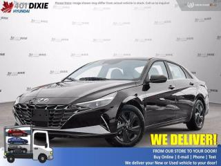 New 2021 Hyundai Elantra Hybrid Ultimate w/Two-Tone Interior for sale in Mississauga, ON