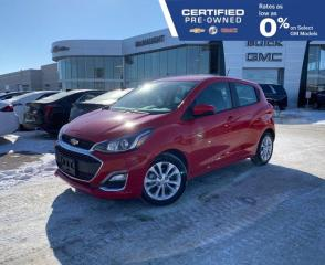 Used 2019 Chevrolet Spark LT FWD | Touchscreen Radio | Back Up Camera for sale in Winnipeg, MB
