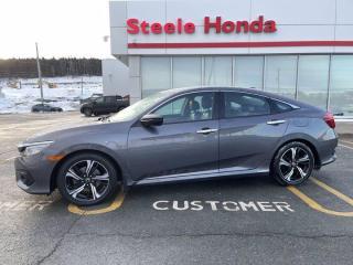 Used 2016 Honda Civic Sedan Touring for sale in St. John's, NL