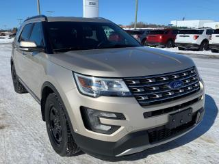 Used 2017 Ford Explorer LIMITED for sale in Harriston, ON