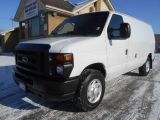 Photo of White 2012 Ford E-250