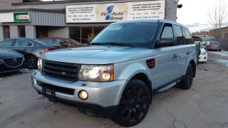 Used 2007 Land Rover Range Rover Sport SC for sale in Etobicoke, ON